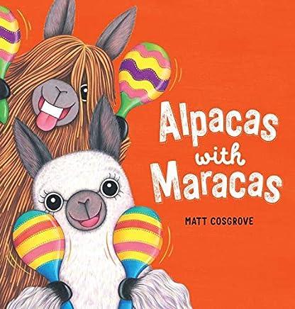 Alpacas with Maracas HB