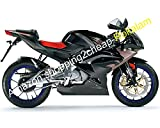 人気のフェアリングキット ために アプリリア RS125 2006 2007 2008 2009 2010 2011 RS125 RS 125バイクボディワークABSプラスチックフェアリング(射出成形)