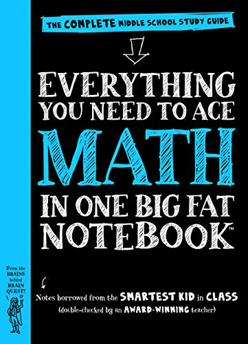 Everything You Need to Ace Math in One Big Fat