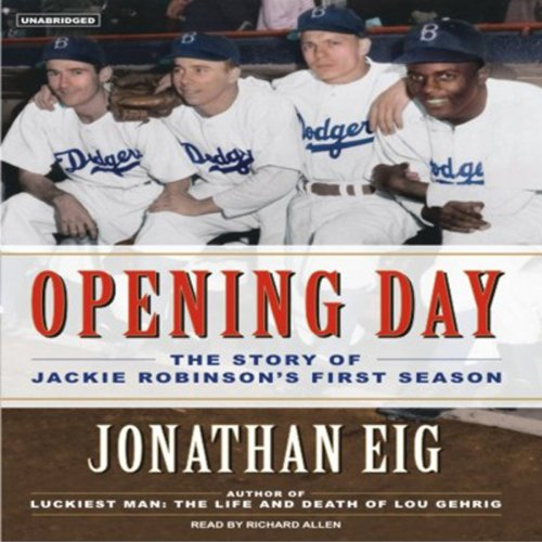 Opening Day cover art