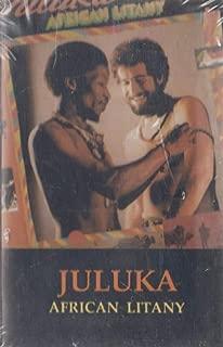 Juluka: African Litany -18412 Cassette Tape