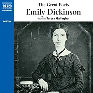 The Great Poets: Emily Dickinson cover art