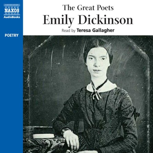 The Great Poets: Emily Dickinson audiobook cover art