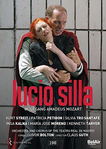 Mozart, W.A.: Lucio Silla [Opera] (Teatro Real, 2017) (NTSC [DVD] ✅