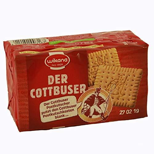 Der Cottbuser Butterkeks mit Honig (230 g)