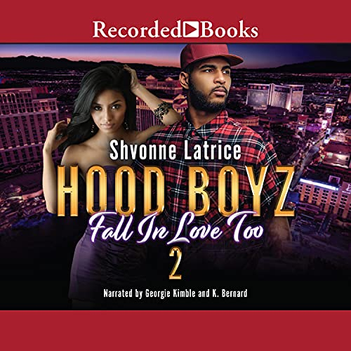 Hood Boyz Fall in Love Too 2 cover art