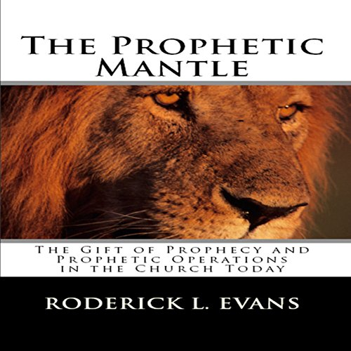 The Prophetic Mantle audiobook cover art
