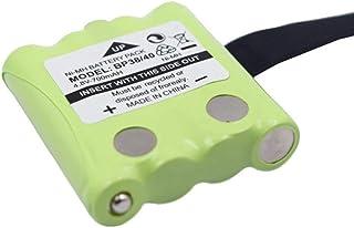 healthwen Batería del walkie-Talkie de la batería NI-MH de 4.8V 700mAh para Uniden para Motorola