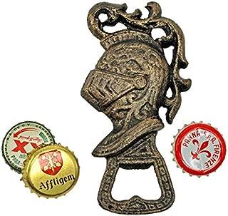 Design Toscano Medieval Knight Bottle Opener (Set of 2)
