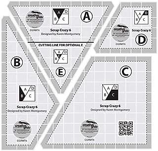 crazy quilt grid templates