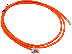 CommScope Systimax Solutions GigaSPEED 6FT CAT6 Modular Patch Cord Orange Cable CPC3312-06F006 GS8E-OR-6FT