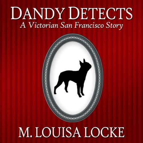 Dandy Detects audiobook cover art