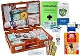 WM-Teamsport Sport-Sanitätskoffer Plus 4 Erste-Hilfe Koffer DIN 13157
