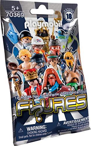 PLAYMOBIL  Figuras Serie 18 niño  70369