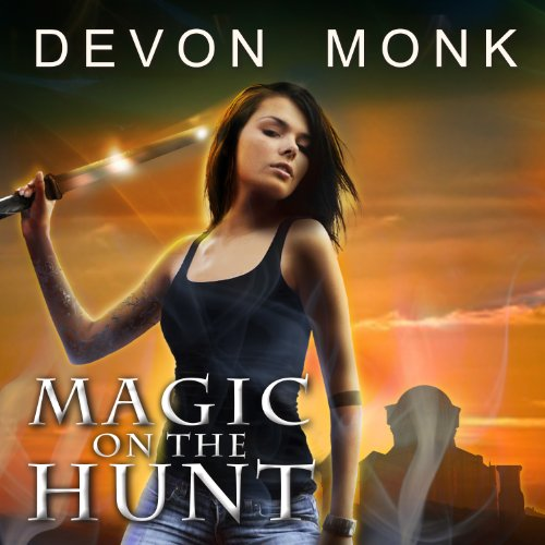 Magic on the Hunt audiobook cover art