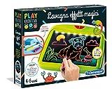 Clementoni - 15265 - Play Creative - Lavagna Effetti Magici