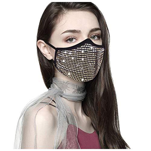 OPIAL Mundschutz mit Motiv waschbar atmungsaktive mundschutz Stoff Baumwoll Staubschutz gesichtsschutz wiederverwendbar mundschutz für Laufen Radfahren