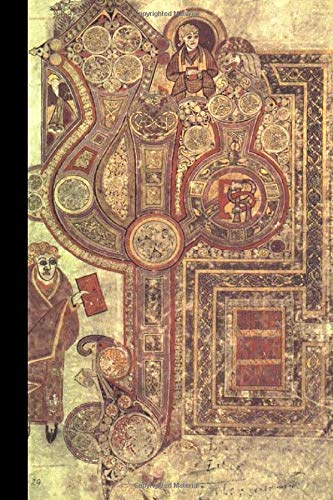 Midi Journal: The Book of Kells (Illuminated Manuscripts Journal Series, Band 1)