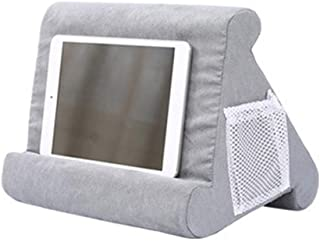 Basic Model Soft Pillow Tablet Pillow Stand for i-Pad,Tablets, e-Readers, Smartphones, Stand Multi-Angle Soft Pillow Lap S...