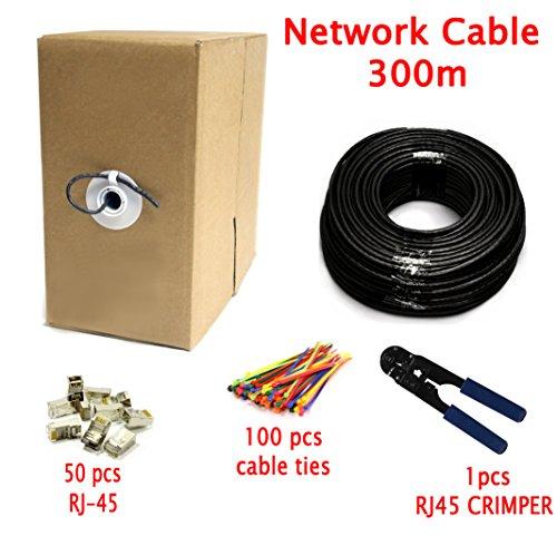 MutecPower Cat7 Indoor Cables