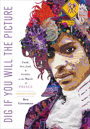 Dig If You Will the Picture: Funk, Sex, God and Genius in the Music of Prince (English Edition)