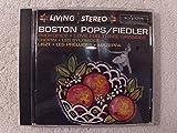 Prokofiev Love For Three Oranges Suite Chopin Les Sylphides Liszt Les Preludes Mazeppa Bosto Orchestra Fiedler