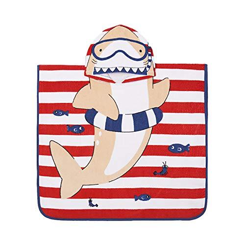 Mayoral Toalla de playa con capucha Newborn estampada para recién nacido tomate 9926 Pomodoro talla unica
