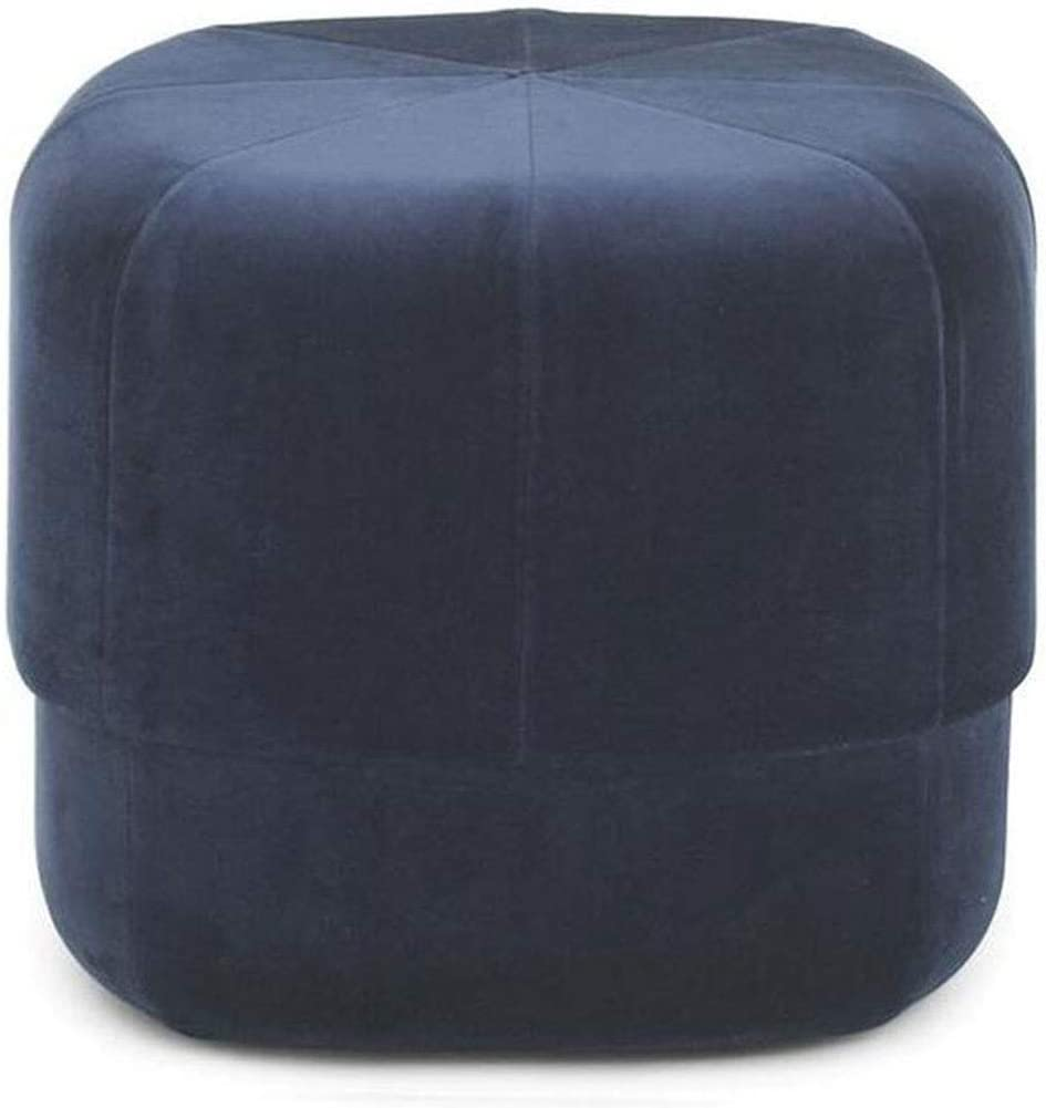 OUG Max 64% OFF Round Stool Seattle Mall Shoe Bench Wear-Resistant Load- Strong Practical