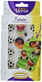 Günthart Zucker-Fußballer mit Fußbällen, 4er Pack (4 x 17 g)