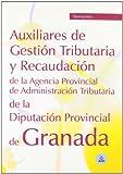 Auxiliares de gestion tributaria y recaudacion de la diputacion provincial de...
