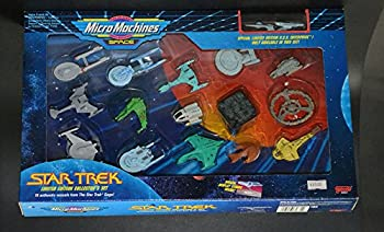 Micro Machines Star Trek Limited Edition Collector s Set