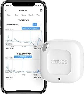 Govee Wireless Thermometer Hygrometer, Mini Bluetooth Indoor Temperature Humidity Sensor..