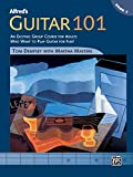 Alfred's Guitar 101, Bk 2: An Exciting Group Course for Adults Who Want to Play Guitar for Fun!, Comb Bound Book (101 Series)
