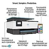 Zoom IMG-1 stampante multifunzione hp officejet 8015e