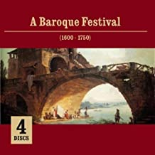 A Baroque Festival, 1600-1750 by Intersound Records