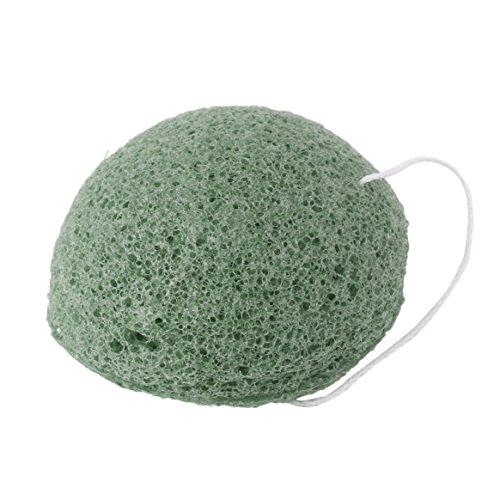 Kongqiabona-UK Esponja konjac Natural Cuidado Facial Esponja de Limpieza Lavado blanqueamiento Limpieza Profunda poros Esponja Herramientas para el Cuidado de la Piel