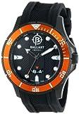 Ballast da uomo bl-3114–0a Vanguard analogico display svizzero quarzo nero orologio