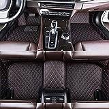 Hunulu Tapis De Sol De Voiture pour Mercedes Benz W203 W204 W205 Classe C 180200220250300350 C160 C180 C200 C220 C300 C350 Doublures, Noir Rouge,