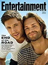 Entertainment Weekly Magazine (May, 2020) Supernatural The End of the Road