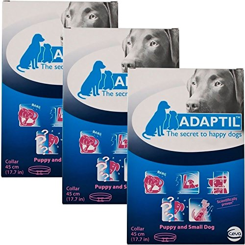 DAP 3PACK ADAPTIL Collar Dog Appeasing Pheromone...