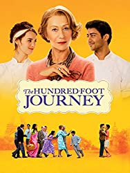 The Hundred Foot Journey, Romantic Drama, Relationships, Movie About India and France, Helen Mirin, Produced by Stephen Spielberg and Oprah Winfrey