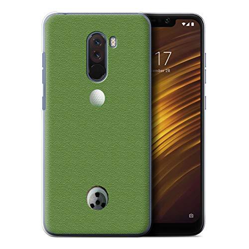 eSwish telefoonhoesje/Cover/Skin/XIA-CC/Golf Sportfancollectie Xiaomi Pocophone F1 Schoten