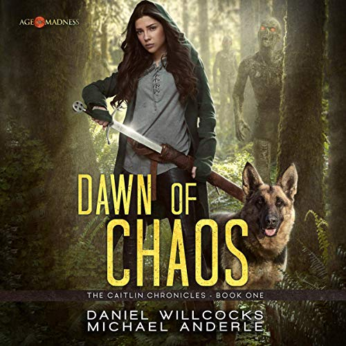 Dawn of Chaos cover art