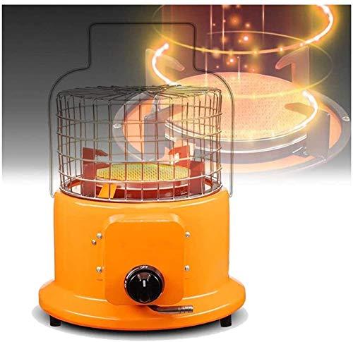 Calor portátil de acero inoxidable Calentador de gas portátil, calentadores de patio...