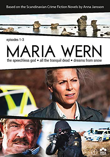 Maria Wern: Episodes 1-3 (3pc) / (Sub Box) [DVD] [Region 1] [NTSC] [US Import]