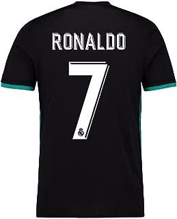 adidas Ronaldo #7 Real Madrid Away Soccer Jersey 2017/18 (S)