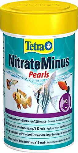 Tetra Nitrate Minus Pearls (Dauerhafte Senkung des Nitratgehalts, Einschränkung des Algenwachstums, Verbesserung der Wasserqualität), 100 ml