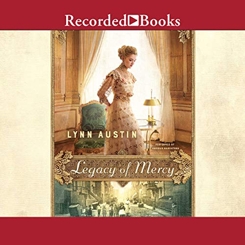 Legacy of Mercy audiobook cover art