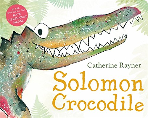 Rayner, C: Solomon Crocodile