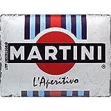 Nostalgic-Art 23290 Retro Blechschild MARTINI –